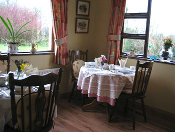 Hillcrest Country Home B&B,   Clonshire,  Croagh,  Adare,  Co. Limerick, Ireland