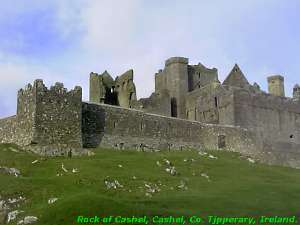 Rock of Cashel, Cashel, Co. Tipperary, Ireland